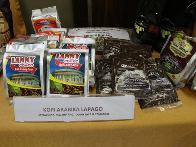 Lukas Enembe Ajak Masyarakat Pegunungan Papua Tanam Kopi