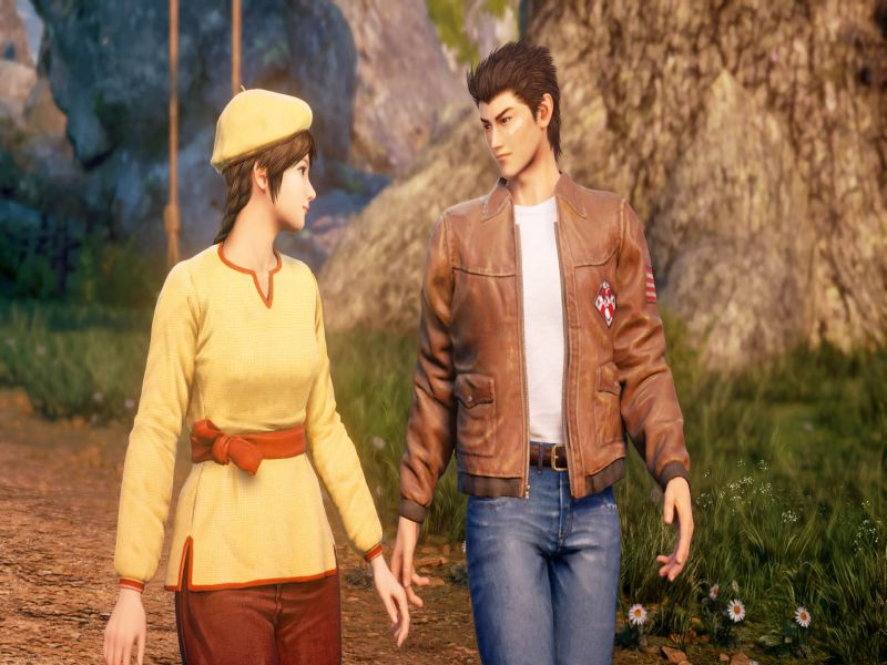 Shenmue 3 Highly Compressed Free Download