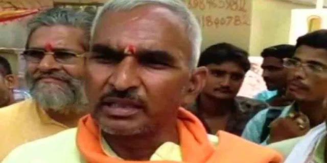 राम मंदिर पर बीजेपी MLA सुरेंद्र सिंह का विवादित ब्यान, जरूरत पड़ी तो हाथ में लेंगे संविधान