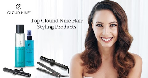 Top 5 Cloud Nine Hair Styling Products in UK