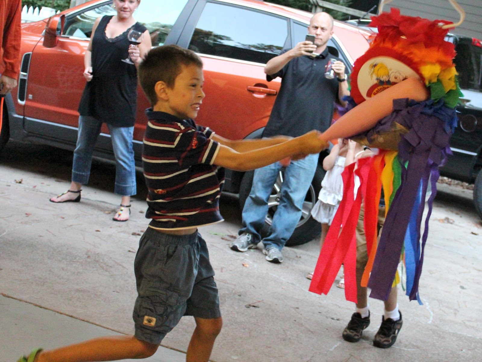 booturtle's show and tell: A Rainbow Brite Birthday Celebration
