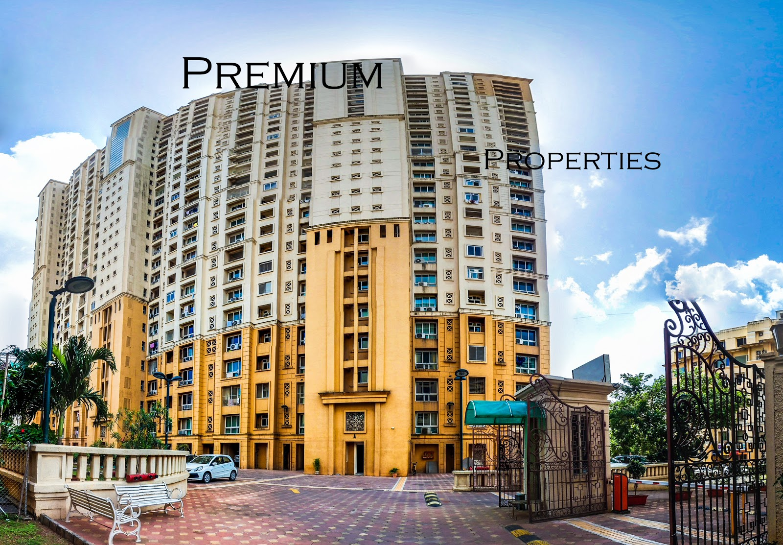Tribeca hiranandani estate brand new 3 bed room for Tribeca property for sale