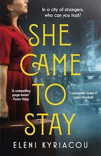 Book cover of She Came To Stay By Eleni Kyriacou