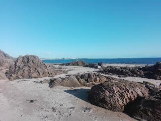 plaz na ostrove Islay
