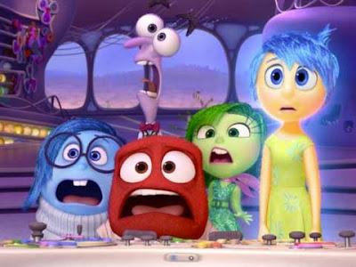 Immagine da ''Inside Out'' della Disney Pixar