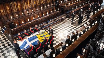 Death and funeral of Prince Philip, Duke of Edinburgh