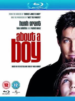 About A Boy 2002 720p 850MB Blu-Ray Hindi Dubbed Dual Audio [Hindi DD 5.1 + English 2.0] MKV