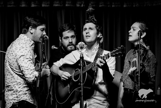 Soulful sounds of Chapel Hill's Bluegrass greats, Mipso.