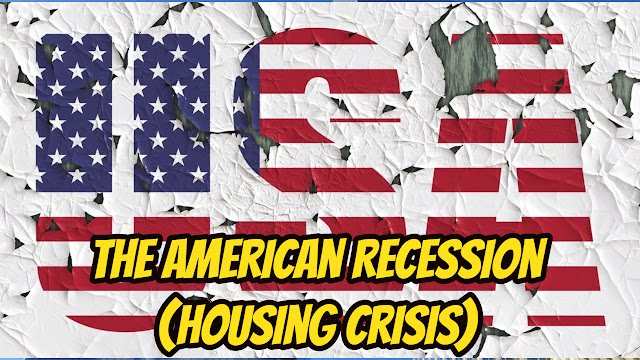 American Recession - Worst Recession in US History - Hindi