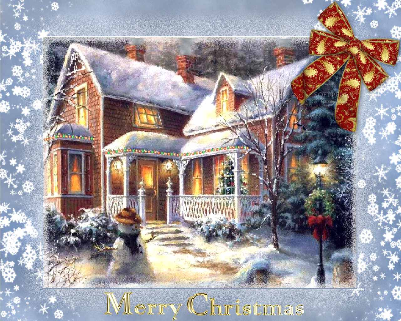 Animated Christmas Screensavers Hd
