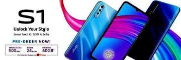 Harga dan Spesifikasi Smarthone Terbaru Vivo S1