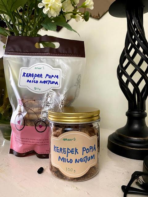 Projek Usahawan Kerepek BM Tahun 6 - Kerepek Popia