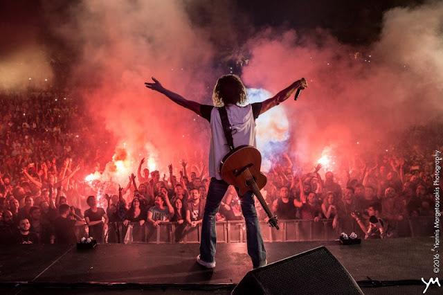 Μεγάλη συναυλία του Βασίλη Παπακωσταντίνου στο Λιμάνι της Ερμιόνης