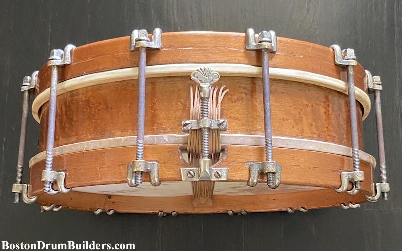 1890s blair & baldwin snare drum