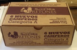 cajas automontables para alimentacion