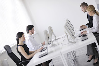 Trabajo y uso de nuevas tecnologías