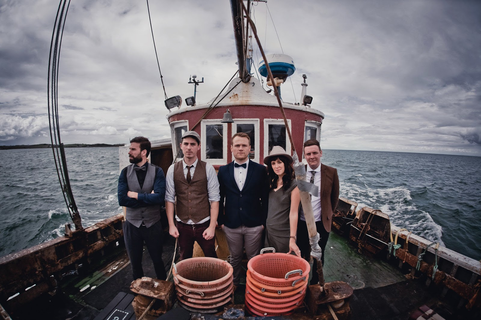 Rend Collective - The Art of Celebration 2014 Biography and History