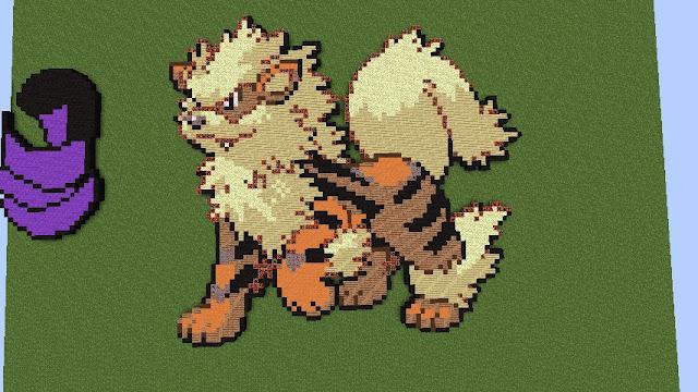 imagen minecraft pokemon