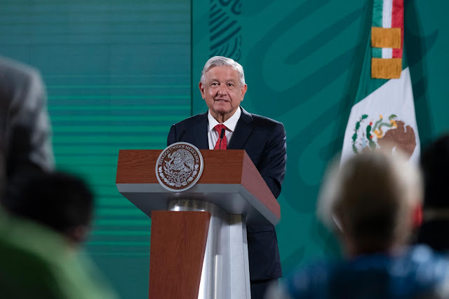 Presidente llama a regresar a clases presenciales; «es necesario e importante», afirma