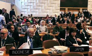 Walikota dan Bupati Bima Hadiri Acara MAB-ICC UNESCO di Paris