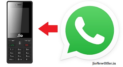 Whatsapp Jio phone - Jio New Offer