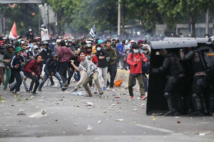Polri Tanggapi Kemunculan 'Grup Tenis Semarang' yang Berencana Kacaukan Kota