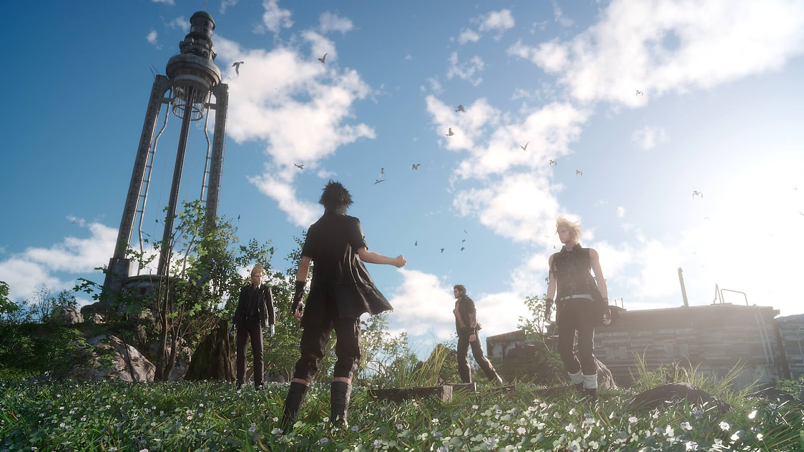 Brace Yourself, Final fantasy XV Rilis 30 September 2016