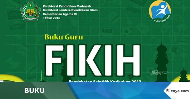 Buku Fikih MI Kls 6 Kurikulum 2013 Revisi 2016 - FileNya