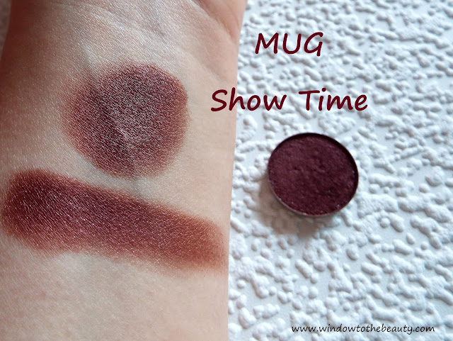 show time mug swatch
