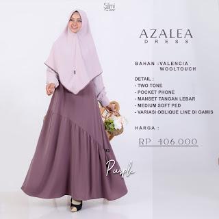Gamis  Silmi terbaru Azalea Dress