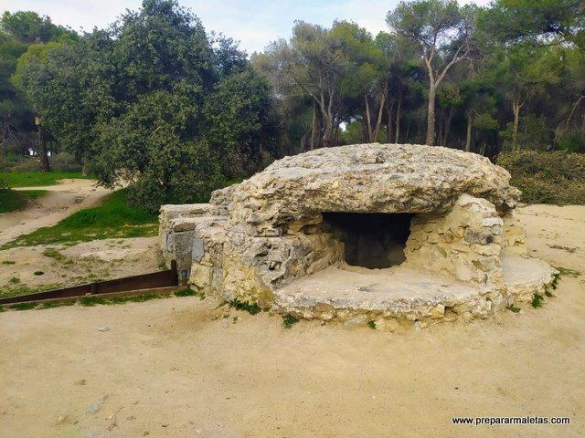 ruta fortines dehesa navalcarbón en Las Rozas