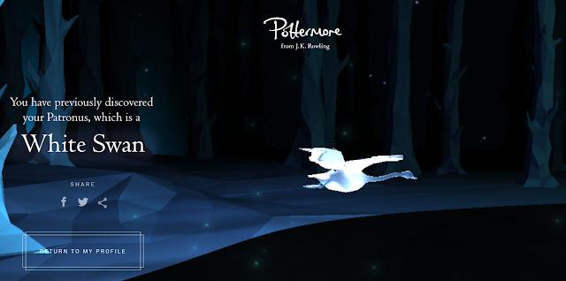 Descubre cuál es tu Patronus de Harry Potter (y casa y varita...)