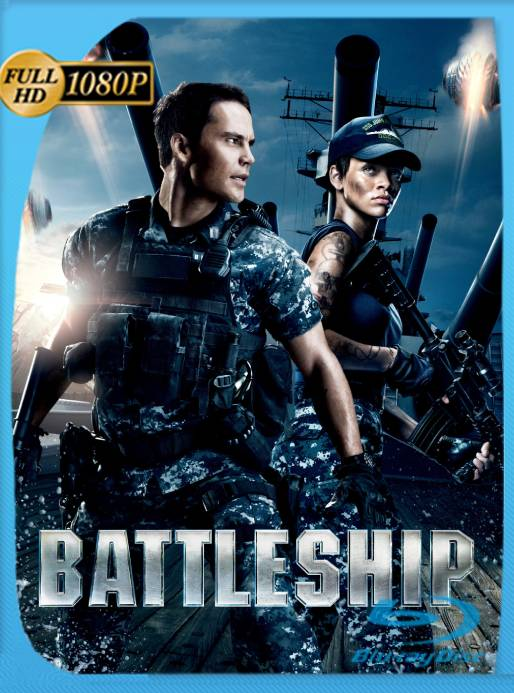 Battleship: Batalla Naval (2012) BRRip [1080p] Latino [GoogleDrive] Ivan092