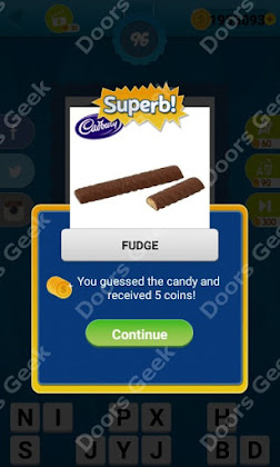 Answers, Cheats, Solutions for Guess the Candy Level 96 for android and iphone