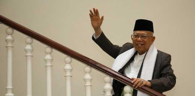 Ketua GNPF: KH Ma'ruf Amin Sedang Sakit