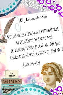 FRASES LINDAS PARA STATUS: Mulheres da Literatura