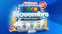 Promoção Doce Novembro Nagumo nagumo.com.br/docenovembro