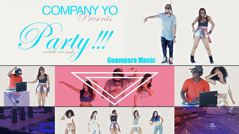 Company Yo - ¨Party¨ - Videoclip - Dirección: Company Yo. Portal Del Vídeo Clip Cubano