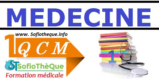 Télécharger les hyperQCM, livres QCM et Examens de la 1 ère Année médecine
