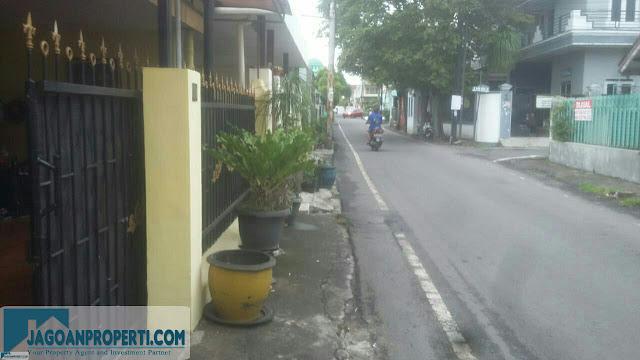 Rumah Dijual Pinggir Jalan Malang Kota