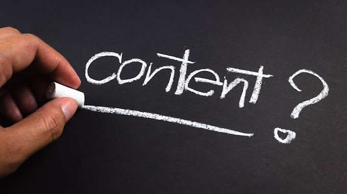 Types Content that Generates Money and those that Don't