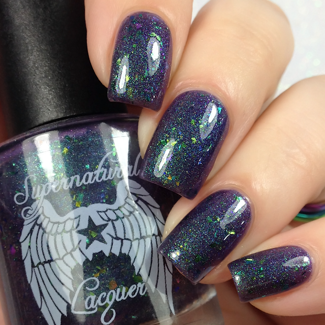 Supernatural Lacquer-They're Coming To Get You, Barbara!