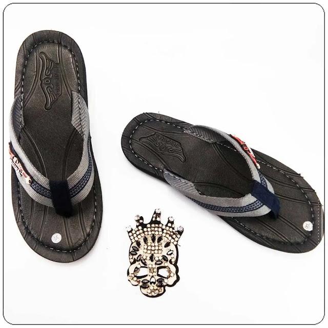 Pabrik Sandal Sol Pria Terlaris- Sandal Sol Spon Pria CPC