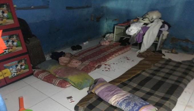 Sadis! Pemuda Ini Tega Gorok Leher Temannya saat Korban Terlelap Tidur
