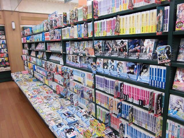 Mengenal Tentang Light Novel dan Visual Novel