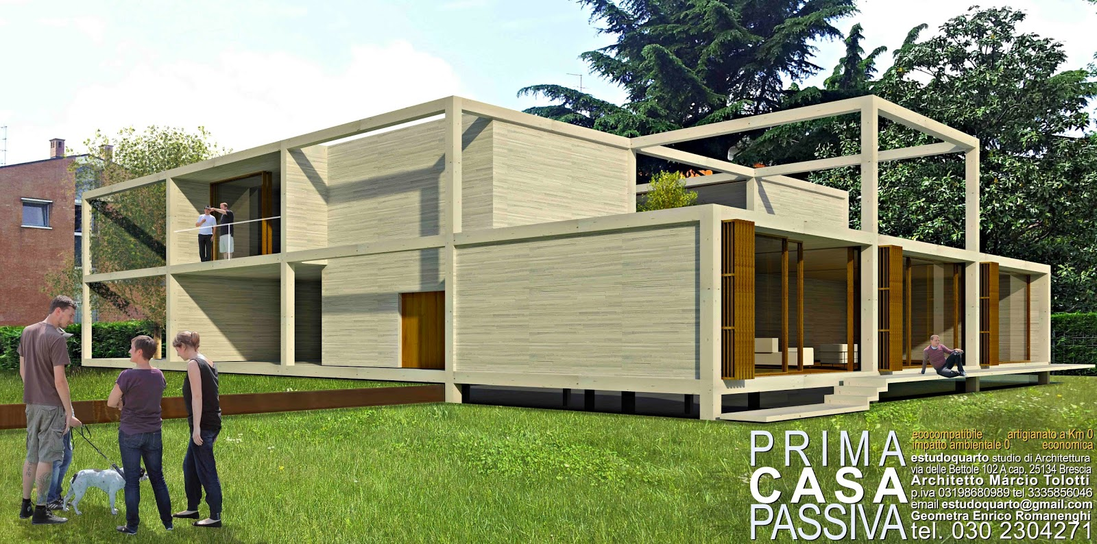 Quanto costa costruire casa con prima casa passiva solo for Quanto costruire una casa di legno