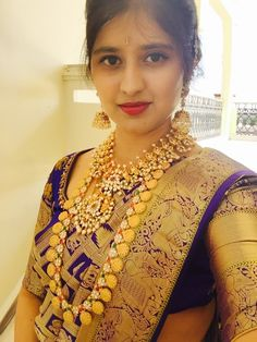 Best Blouse on this Diwali