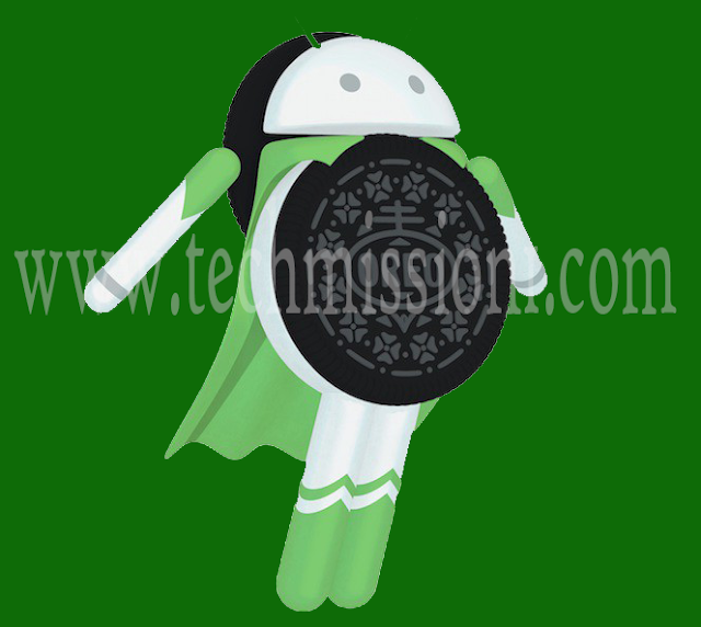 Android Oreo 8.1 Tech World