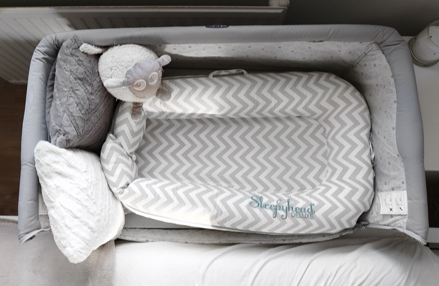 Chicco NEXT TO ME CO SLEEPING CRIB REVIEW