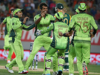 Pakistan vs South Africa Highlights - 29th Match - ICC Cricket World Cup 2015